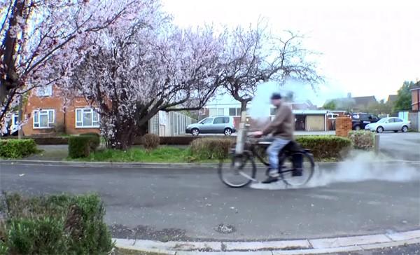 fiets-stoom