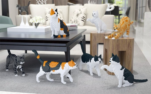Jekca: LEGO voor dierenliefhebbers