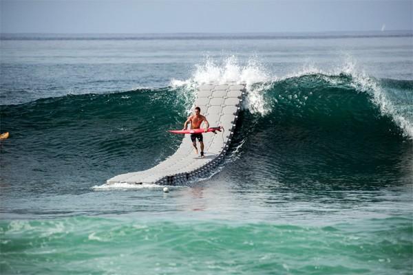 the-dock-surfen