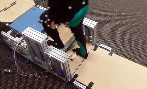 Inventief systeem maakt traplopen een stuk eenvoudiger