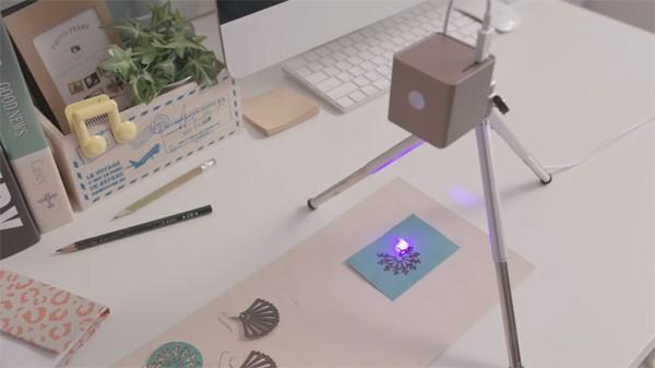 Cubiio: de lasergraveermachine voor de gewone man
