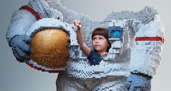 Build the Future: een sterke LEGO-campagne