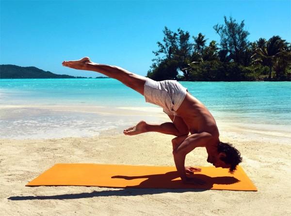 YoYo Mats: de yogamat die zichzelf oprolt