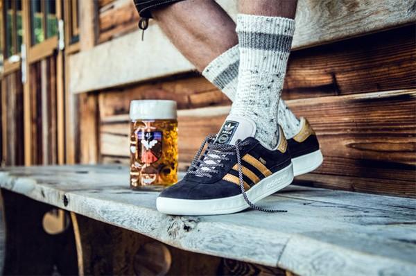 Adidas Pröst: schoenen met bierbescherming