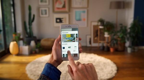 Nieuwe IKEA-app gebruikt Apple's ARKit