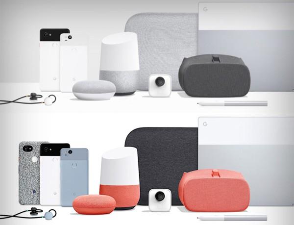 Google  heeft een waslijst aan nieuwe Pixel producten gelanceerd