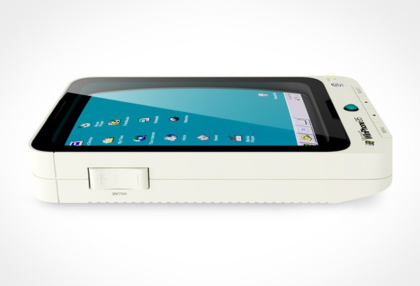 Als Microsoft een Windows 95 smartphone zou maken