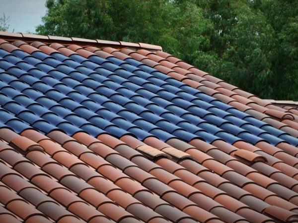 Vaak Goed nieuws: zonnecellen in dakpannen EQ41