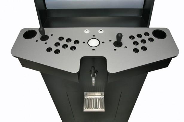 Gamerator: arcadespellen en bier gecombineerd