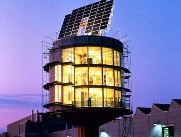 Heliotrope: 's werelds meest duurzame woning?