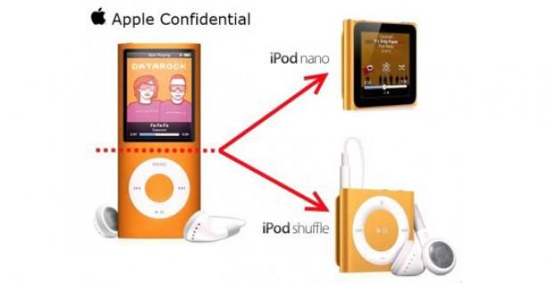 Hoe het design van de iPod Nano tot stand kwam