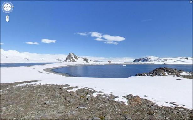 Google Street View is er op alle continenten, inclusief Antarctica