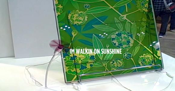 Sony ontwikkelt ramen met zonnecellen