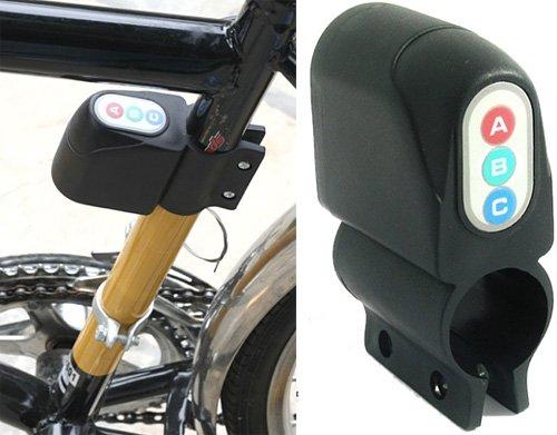 Anti-diefstal alarm voor fietsen