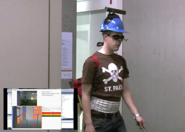 Kinect-hack geeft blinden 'zicht'