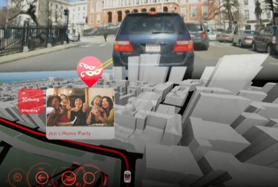 3D-navigatie: indrukwekkend maar gevaarlijk