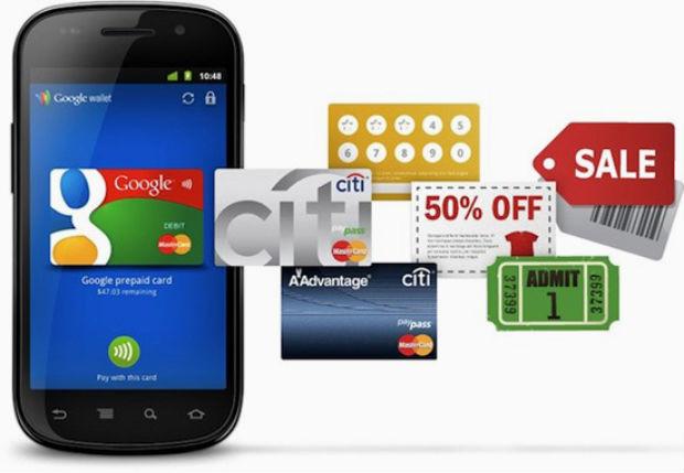 Google Wallet: betalen met je smartphone