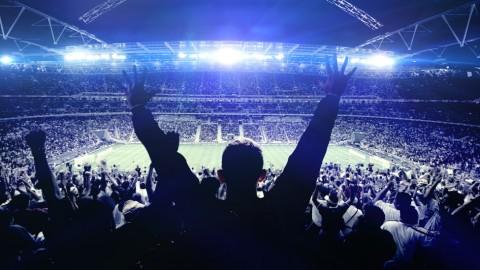 Tien gigapixel 360-graden foto van Wembley Stadium