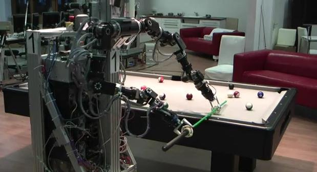Robot-pool