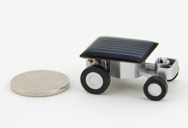 De kleinste 'auto' ter wereld