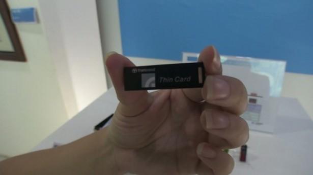 USB-stick van 2TB is extreem klein