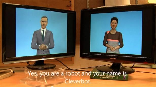 Twee ChatBots praten met elkaar