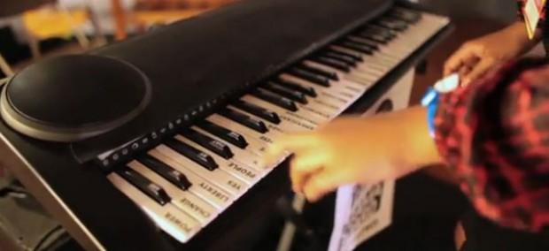 Keyboard voor liefhebbers van Obama