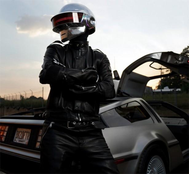 DIY: Daft Punk-helm