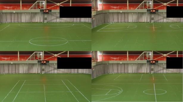 LEDSSPORT: één veld, meerdere sporten
