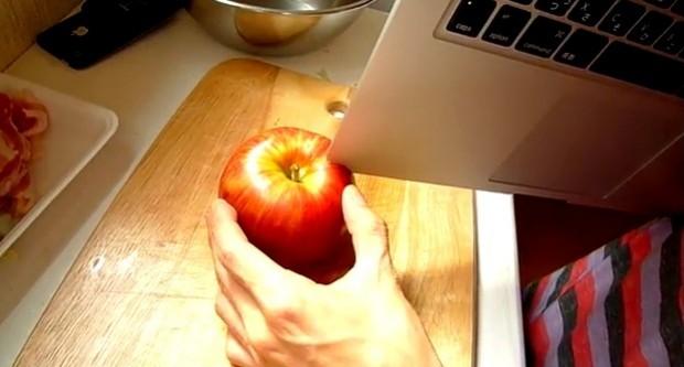 Vier dingen die je kunt snijden met de MacBook Air