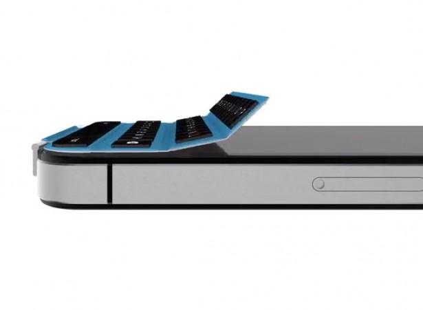 Slim toetsenbord voor de iPhone