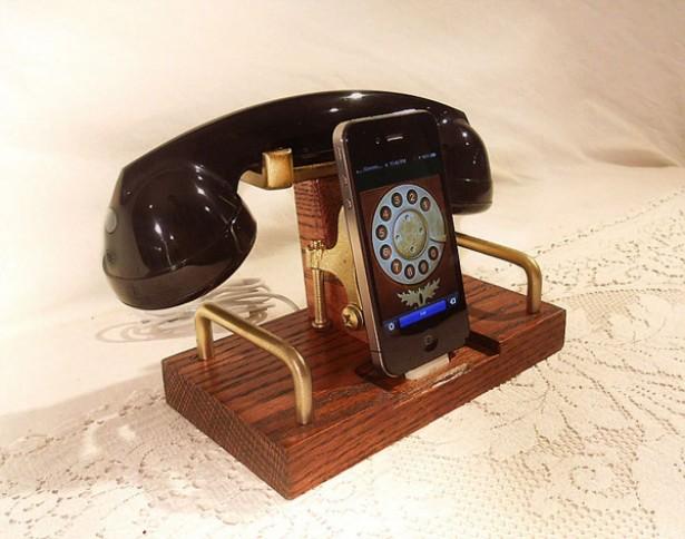 iPhone oorn
