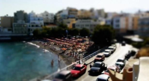 Tilt-shift: Griekenland