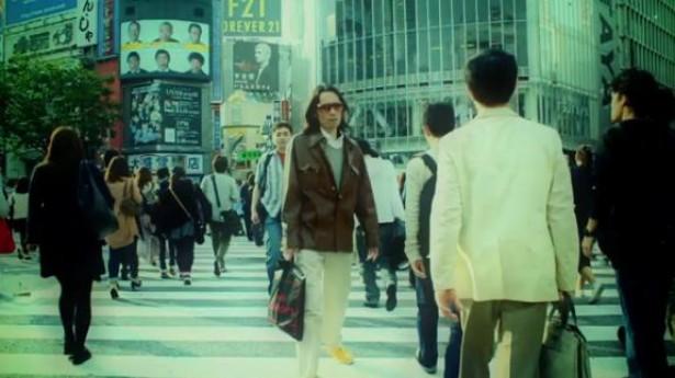 Tokio in slow-motion