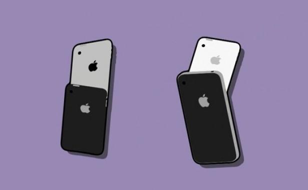 De geschiedenis van de iPhone