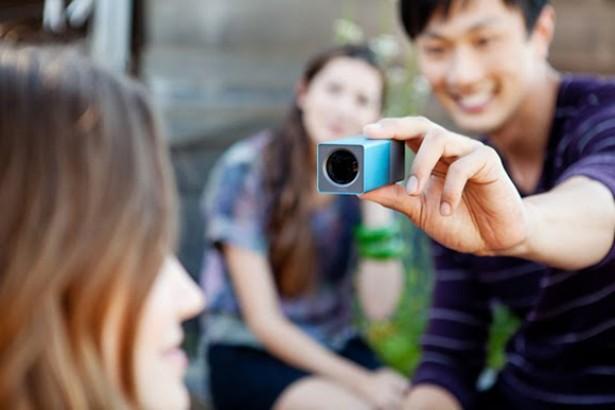 Met de Lytro camera kun je achteraf scherpstellen
