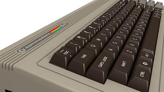 Commodore 64 met extreme specs
