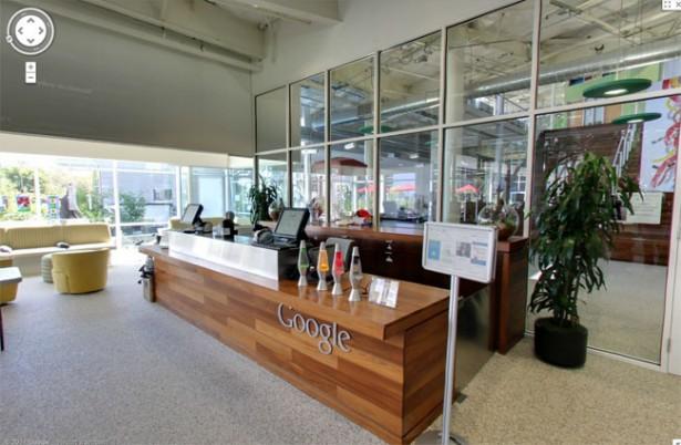Een bezoek aan het hoofdkantoor van Google