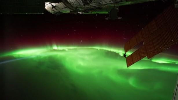 Timelapse vanaf het ISS (2)