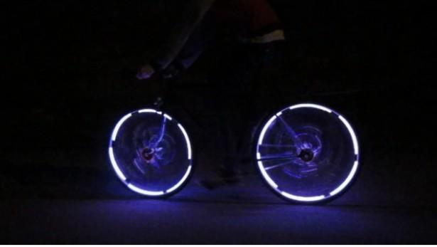 Licht Voor Fiets : Project aura maakt fietsen veiliger freshgadgets