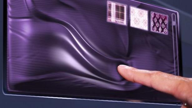 Senseg ontwikkelt touchscreen 2.0