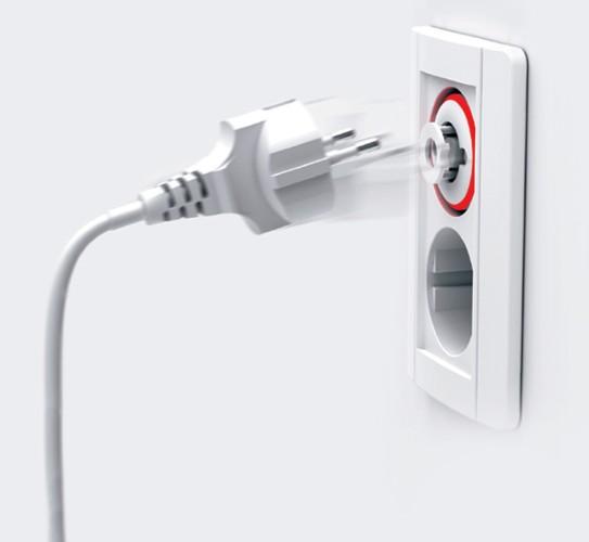 PumPing Tap stopcontact bespaart energie