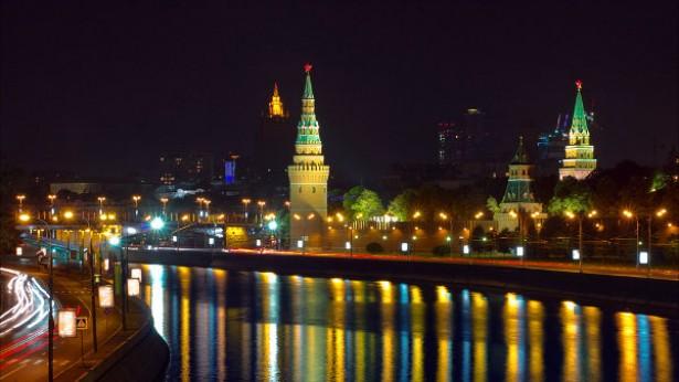 Timelapse: Moskou 2011