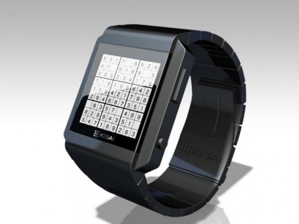 Sudoku horloge: puzzelen om te tijd te weten