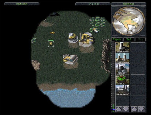 Command & Conquer in HTML 5