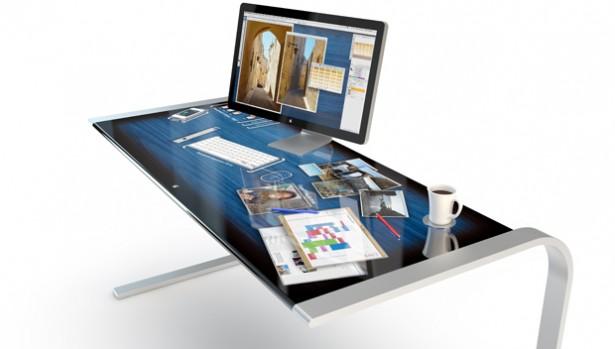 Idesk for Tisch iphone design