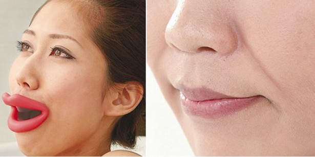 Only in Japan: Face Slimmer