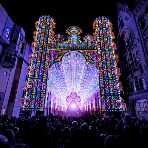 Kathedraal van licht