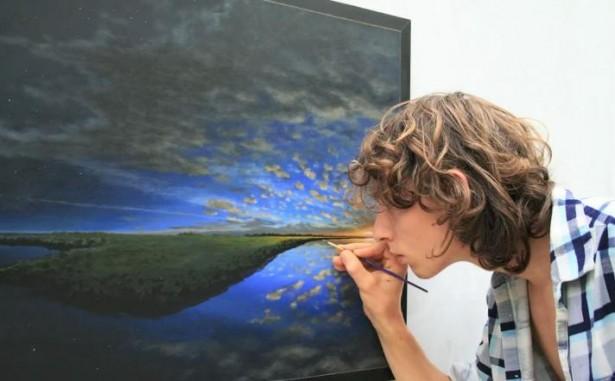 Stop-motion: I Paint