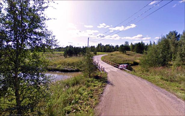 De vreemdste Google Streetview foto's